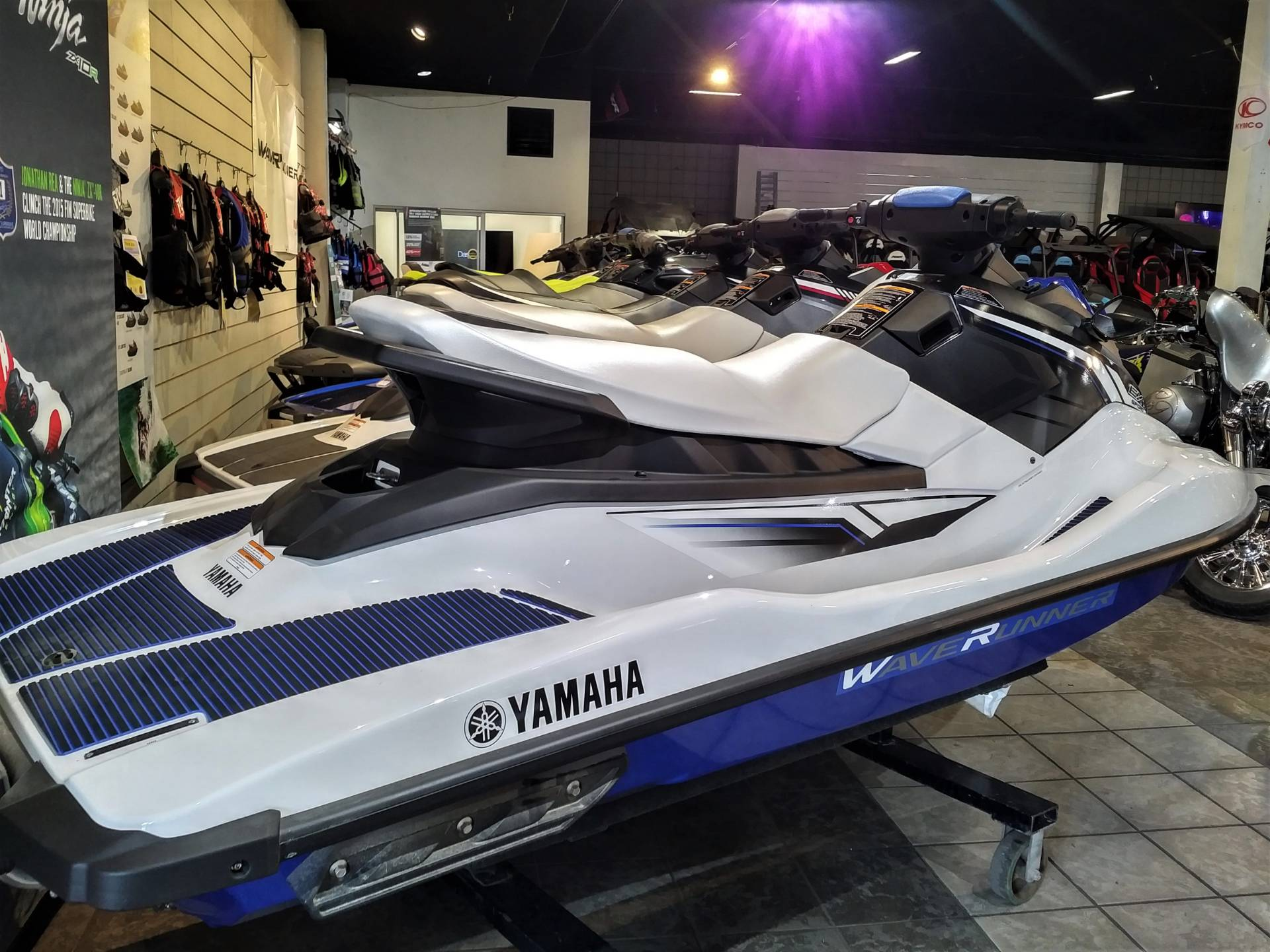 2019 Yamaha EX Sport in Salinas, California - Photo 4