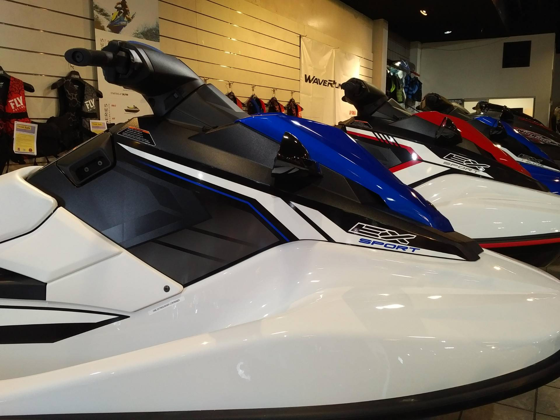 2019 Yamaha EX Sport in Salinas, California - Photo 5
