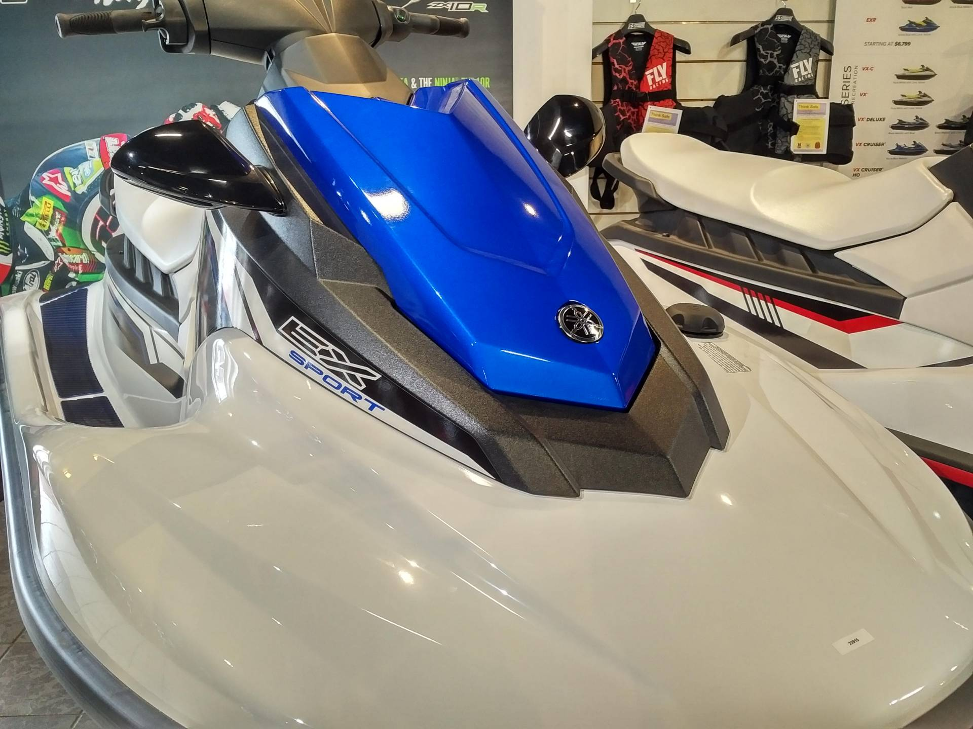 2019 Yamaha EX Sport in Salinas, California - Photo 6