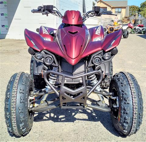 2021 Kymco Mongoose 270 Euro in Salinas, California - Photo 5