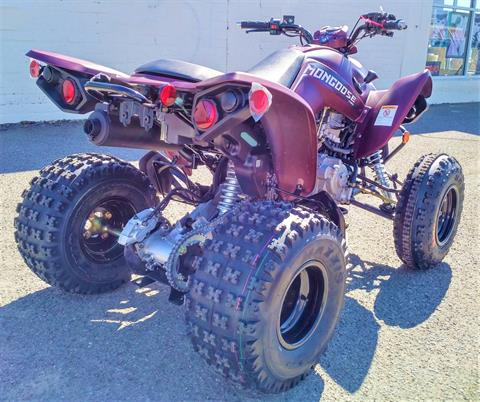 2021 Kymco Mongoose 270 Euro in Salinas, California - Photo 7