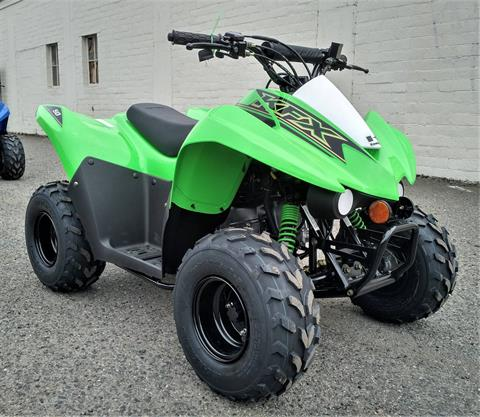 2021 Kawasaki KFX 50 in Salinas, California - Photo 4