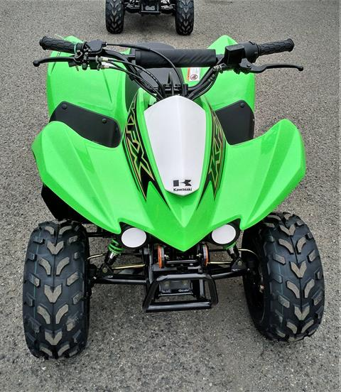 2021 Kawasaki KFX 50 in Salinas, California - Photo 5