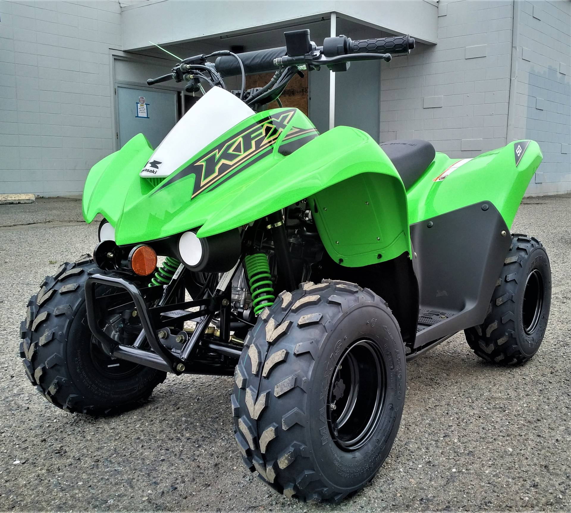 2021 Kawasaki KFX 50 in Salinas, California - Photo 6