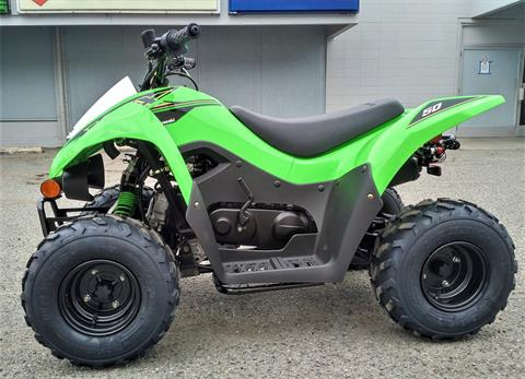 2021 Kawasaki KFX 50 in Salinas, California - Photo 3