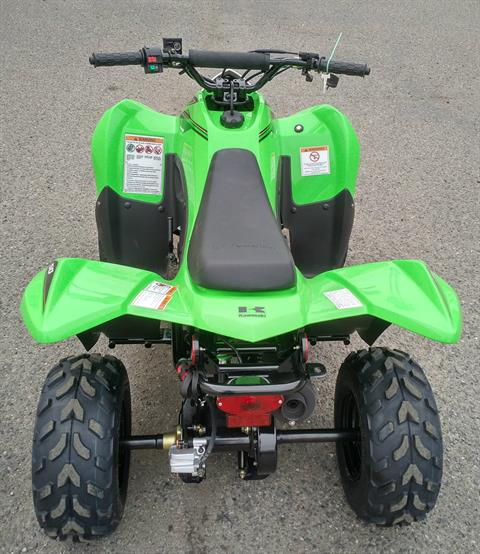 2021 Kawasaki KFX 50 in Salinas, California - Photo 8