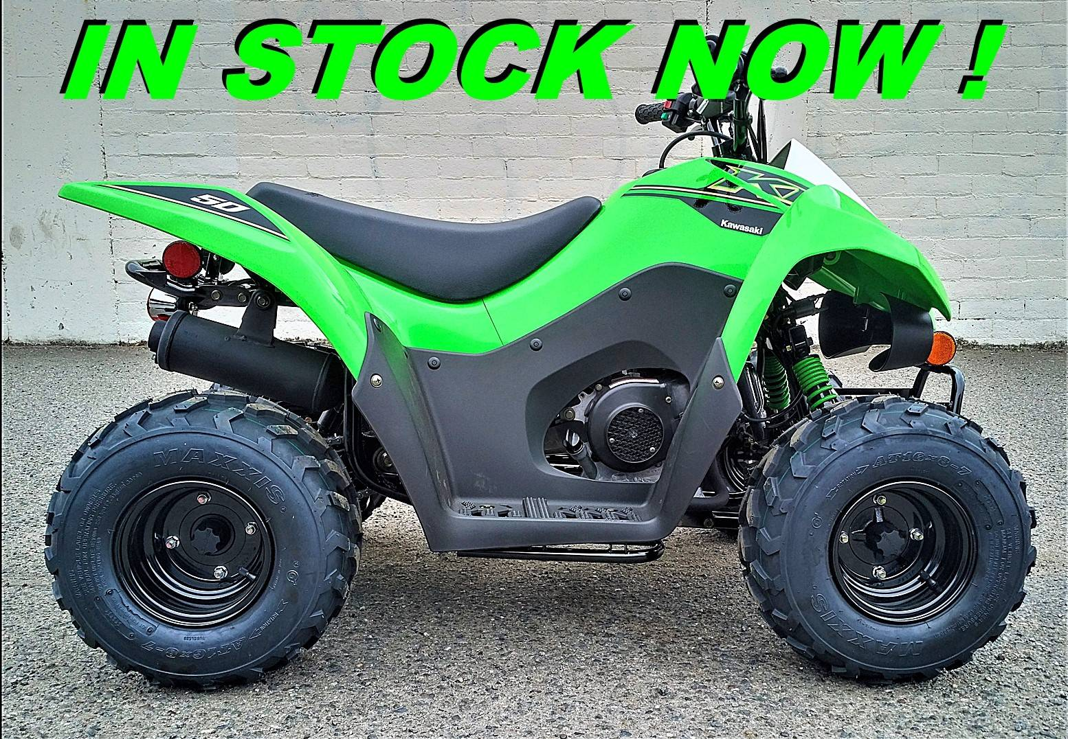 2021 Kawasaki KFX 50 in Salinas, California - Photo 1