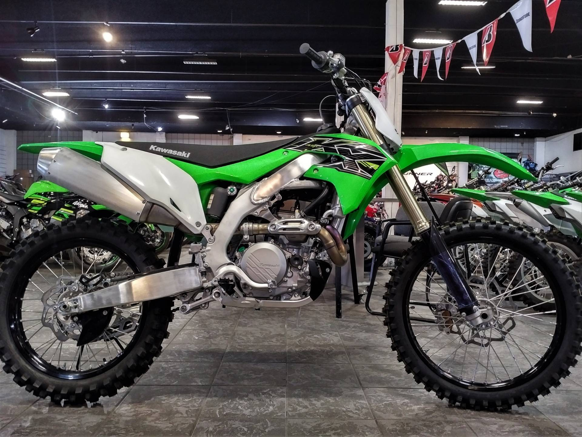 2019 Kawasaki KX 450 in Salinas, California - Photo 1