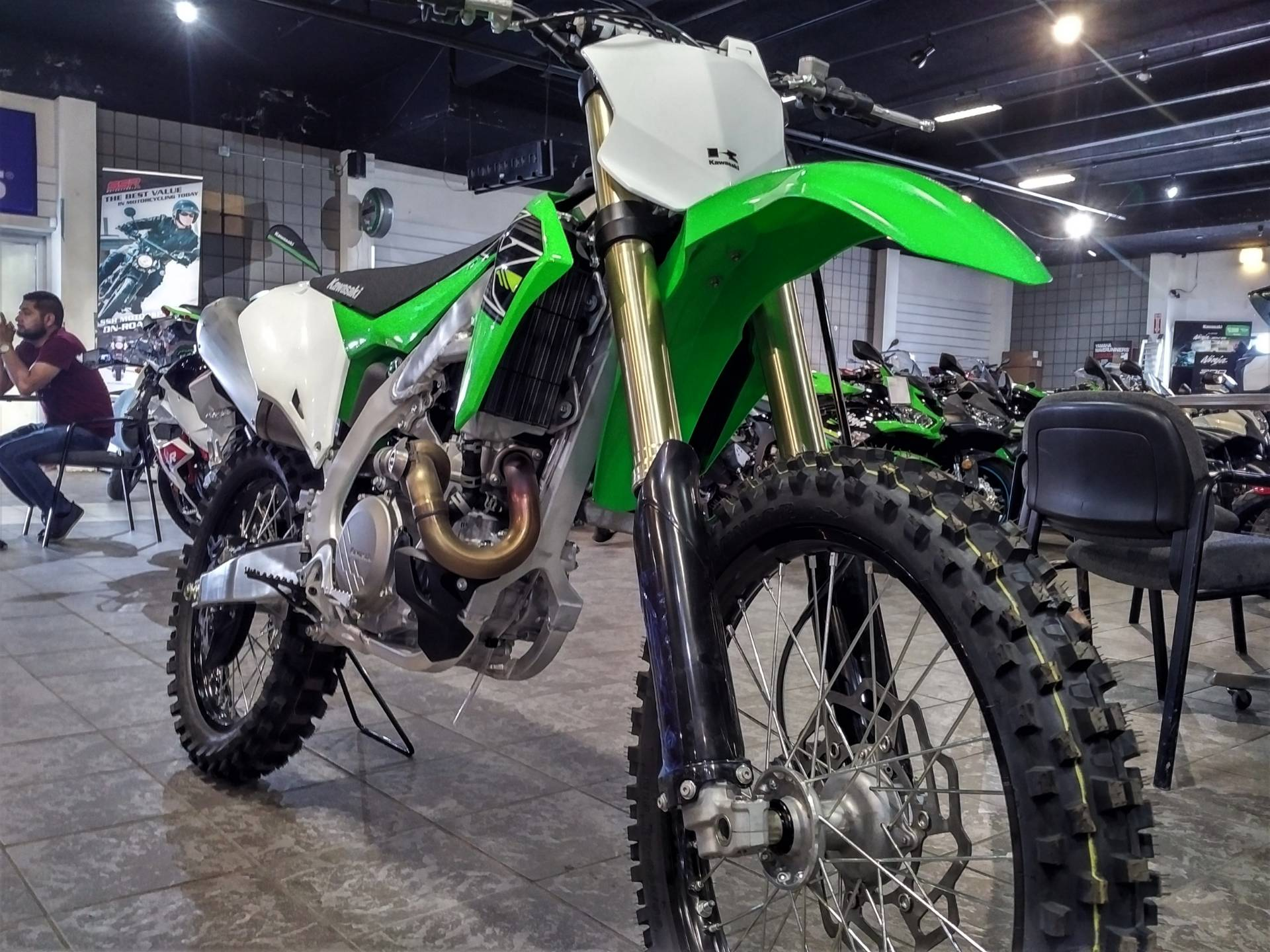 2019 Kawasaki KX 450 in Salinas, California - Photo 4
