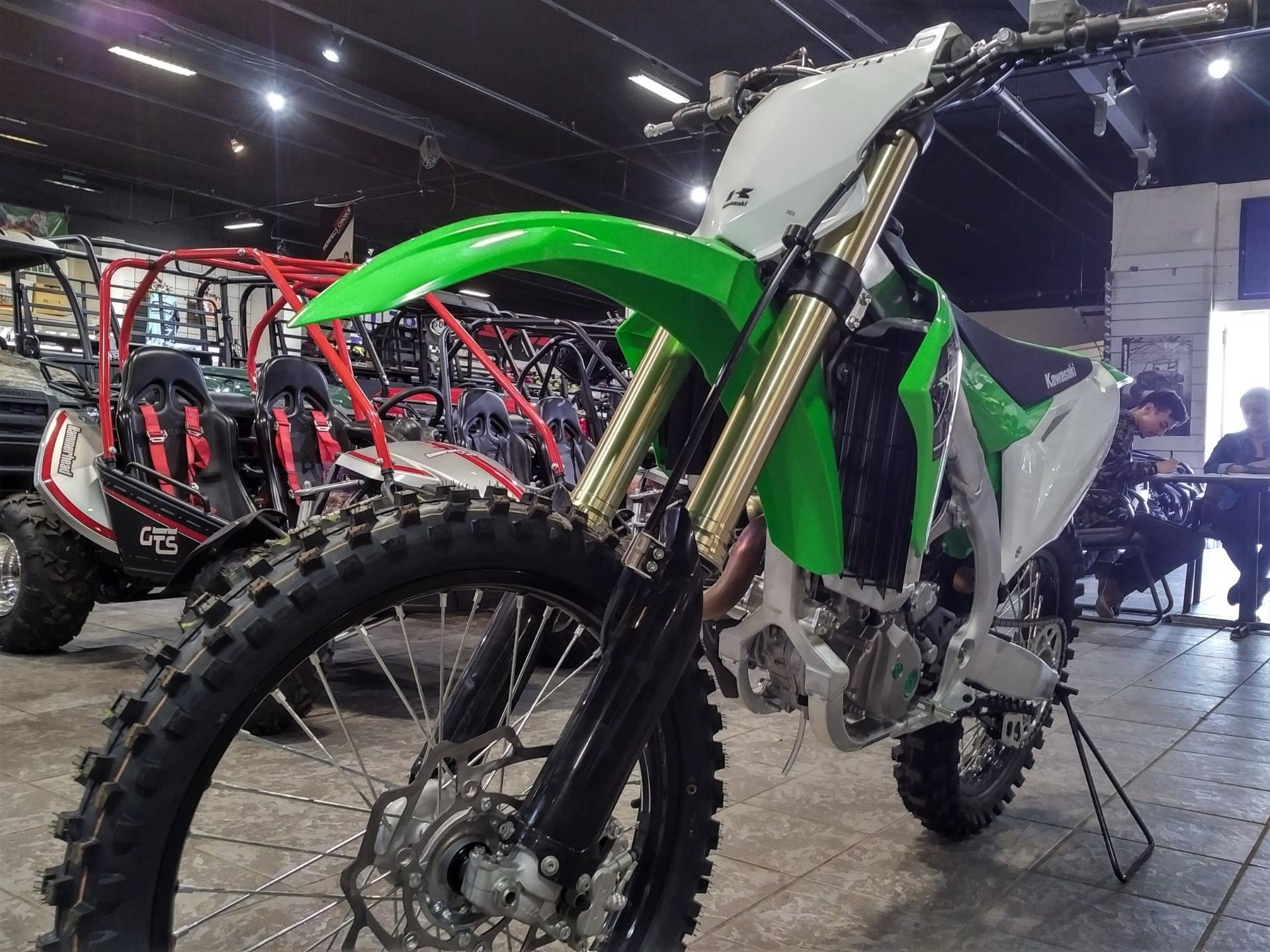 2019 Kawasaki KX 450 in Salinas, California - Photo 6