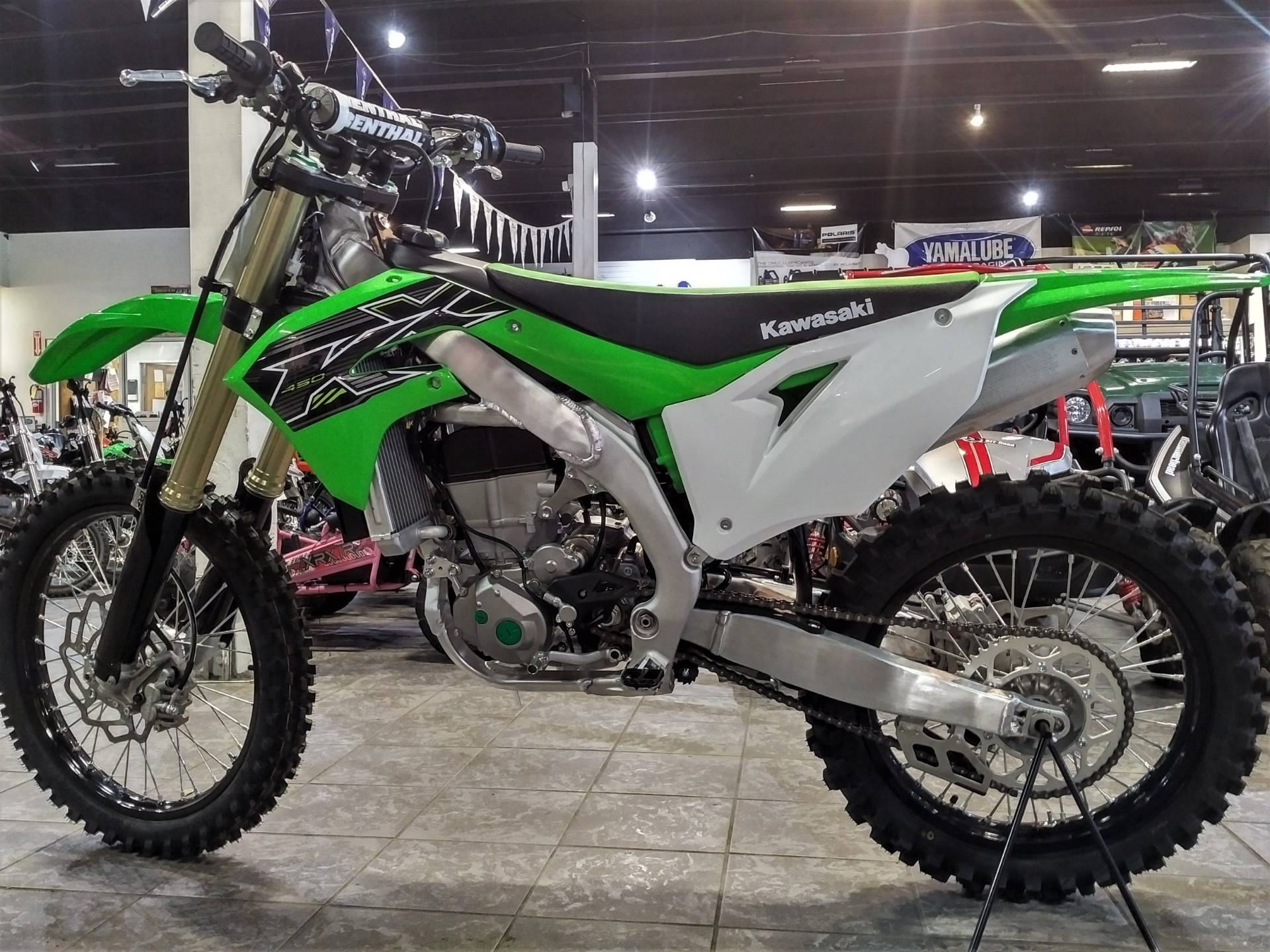 2019 Kawasaki KX 450 in Salinas, California - Photo 3