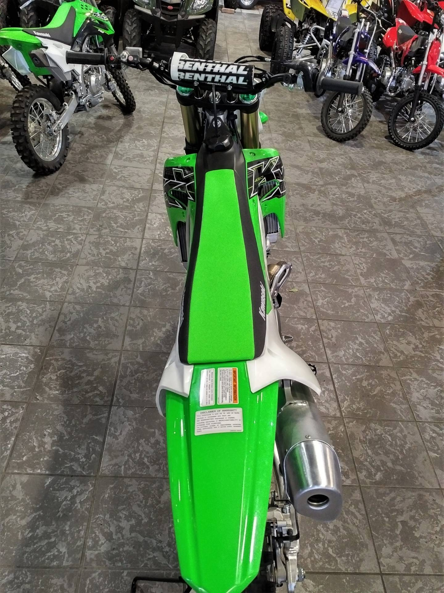 2019 Kawasaki KX 450 in Salinas, California - Photo 8