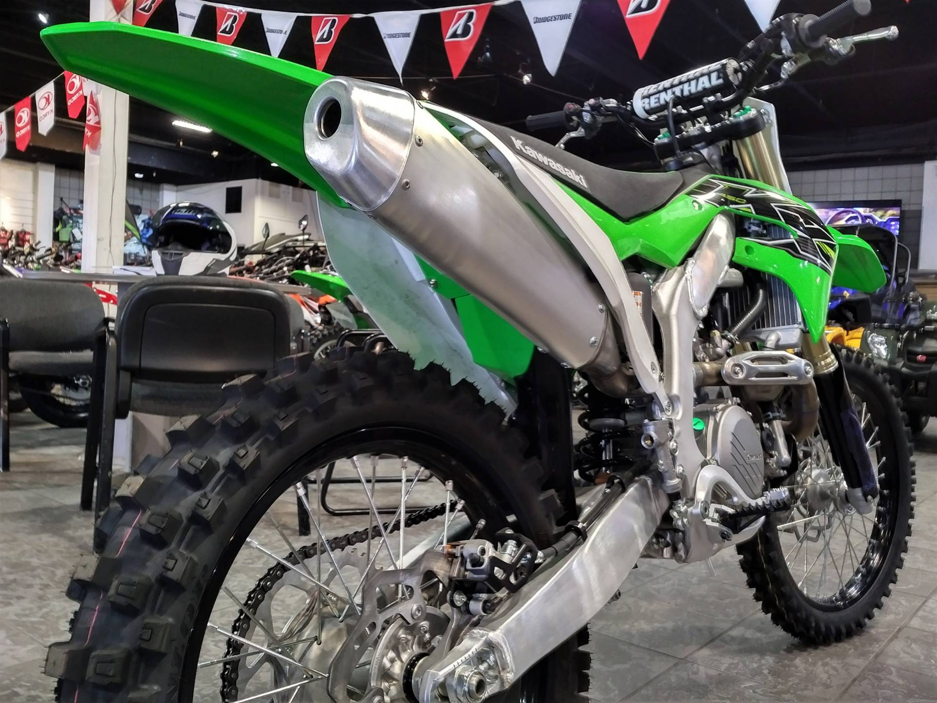 2019 Kawasaki KX 450 in Salinas, California - Photo 9