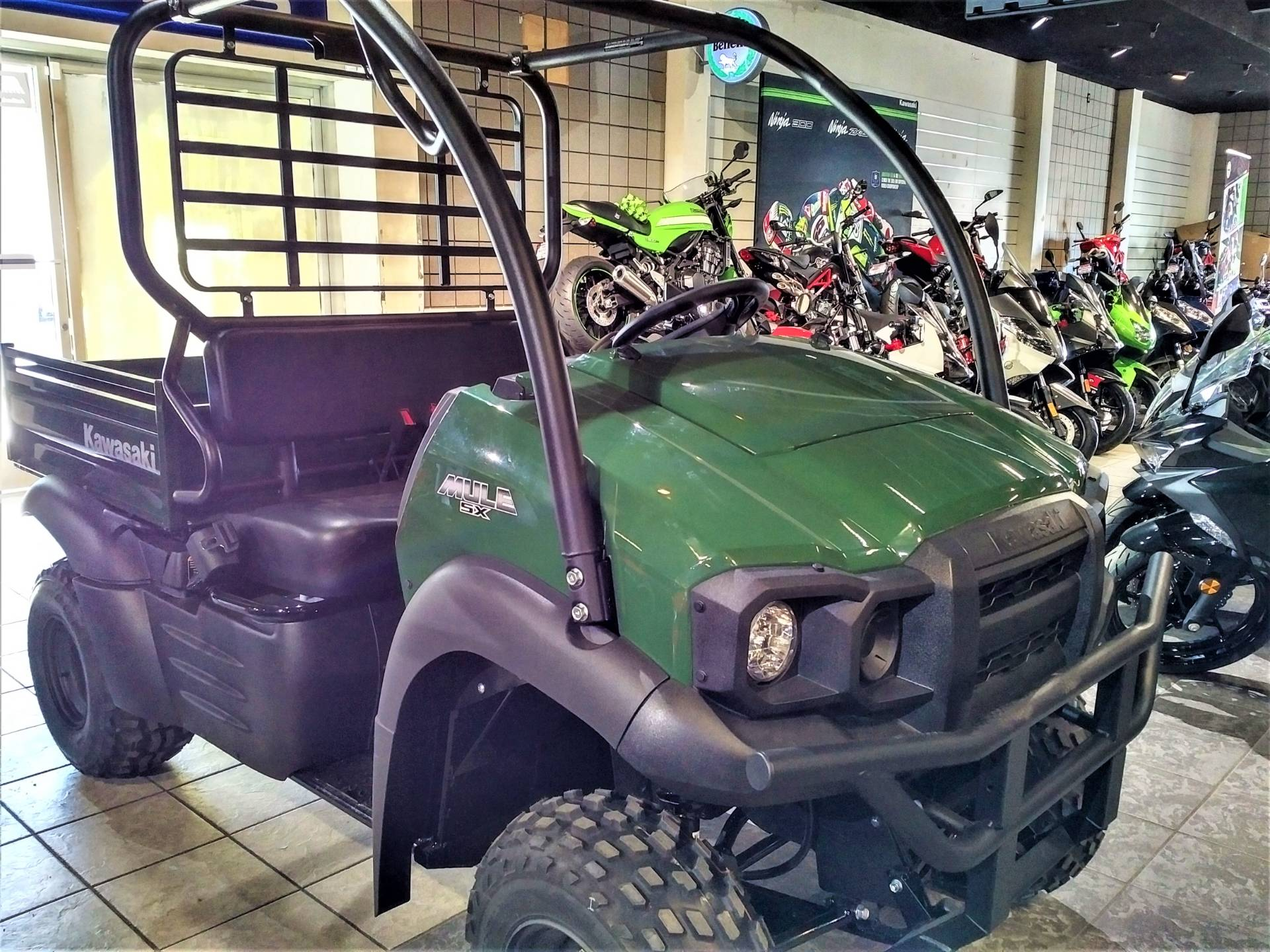 2019 Kawasaki Mule SX in Salinas, California - Photo 4