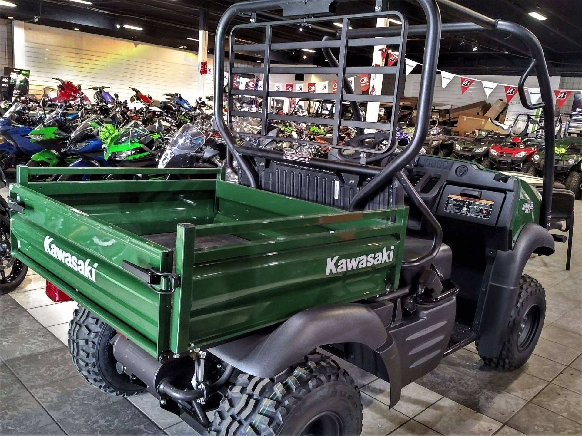 2019 Kawasaki Mule SX in Salinas, California - Photo 6