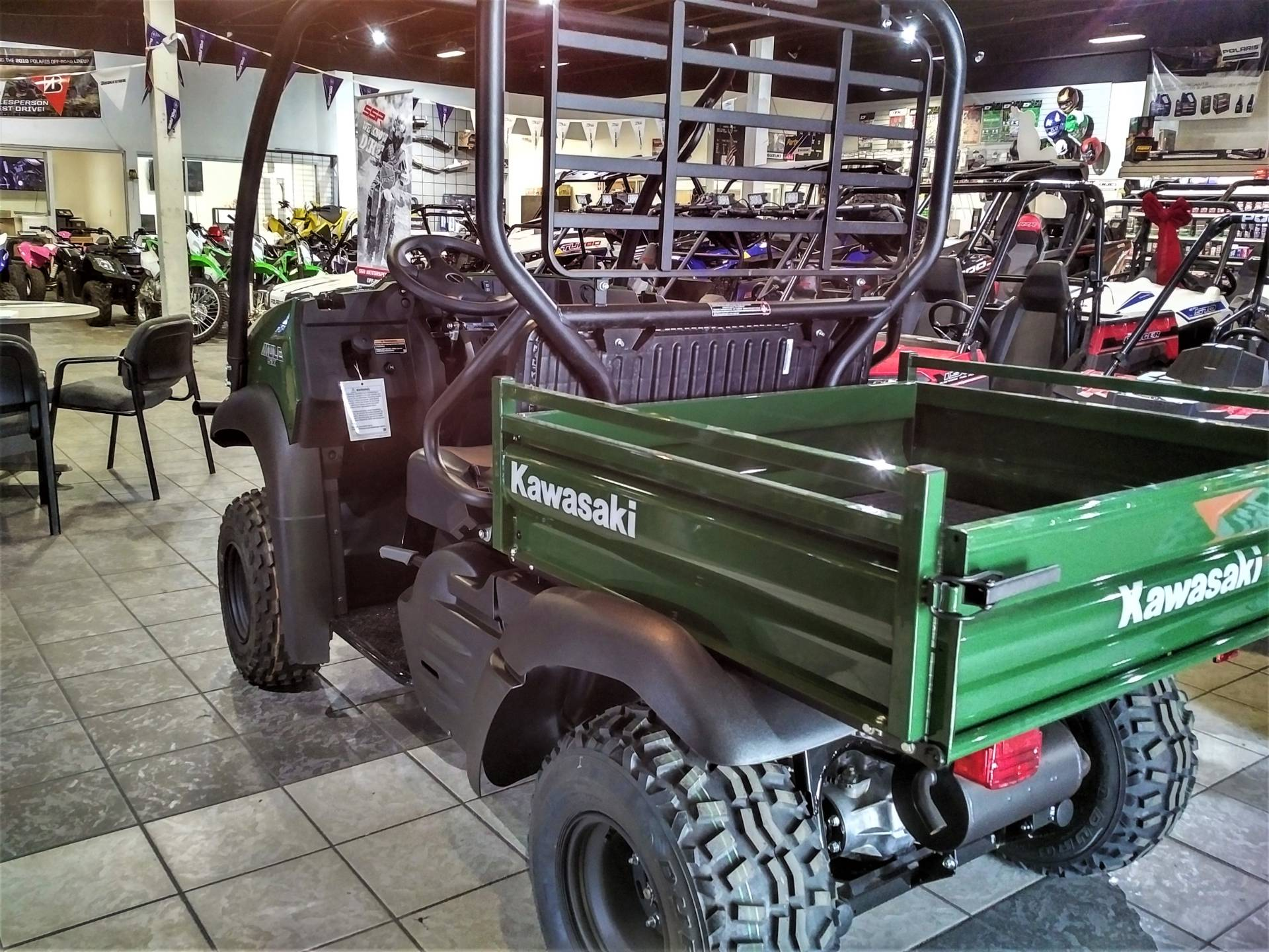 2019 Kawasaki Mule SX in Salinas, California - Photo 8