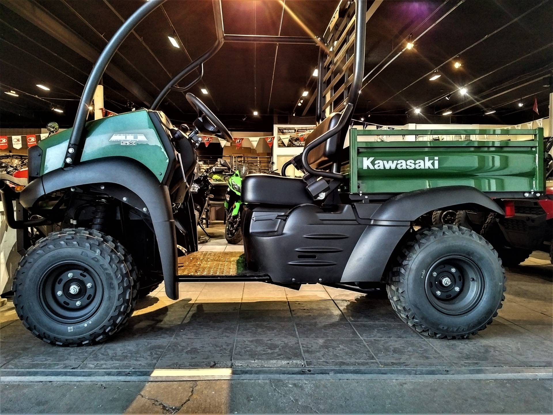 2019 Kawasaki Mule SX in Salinas, California - Photo 1