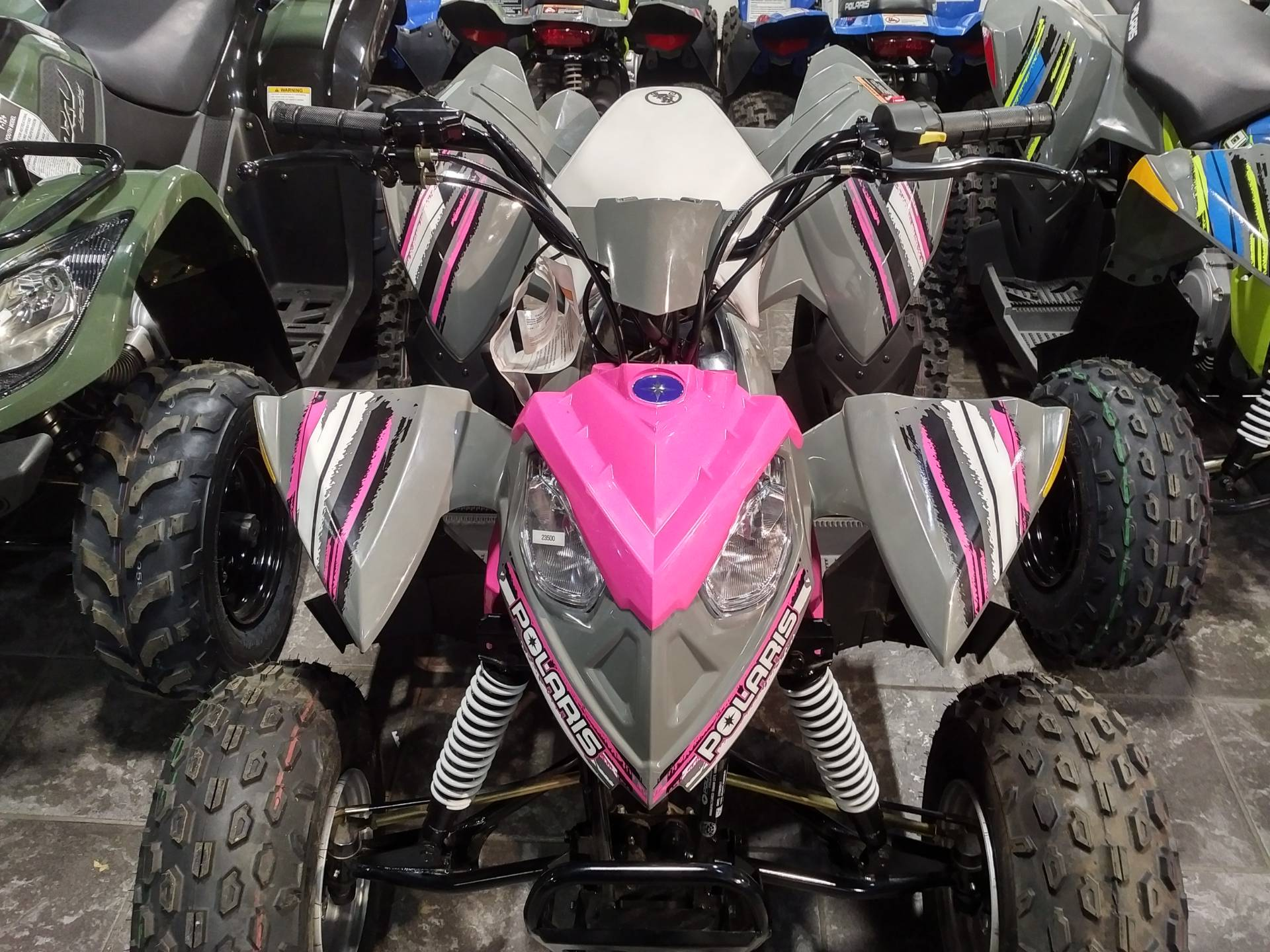 2018 Polaris Outlaw 110 in Salinas, California
