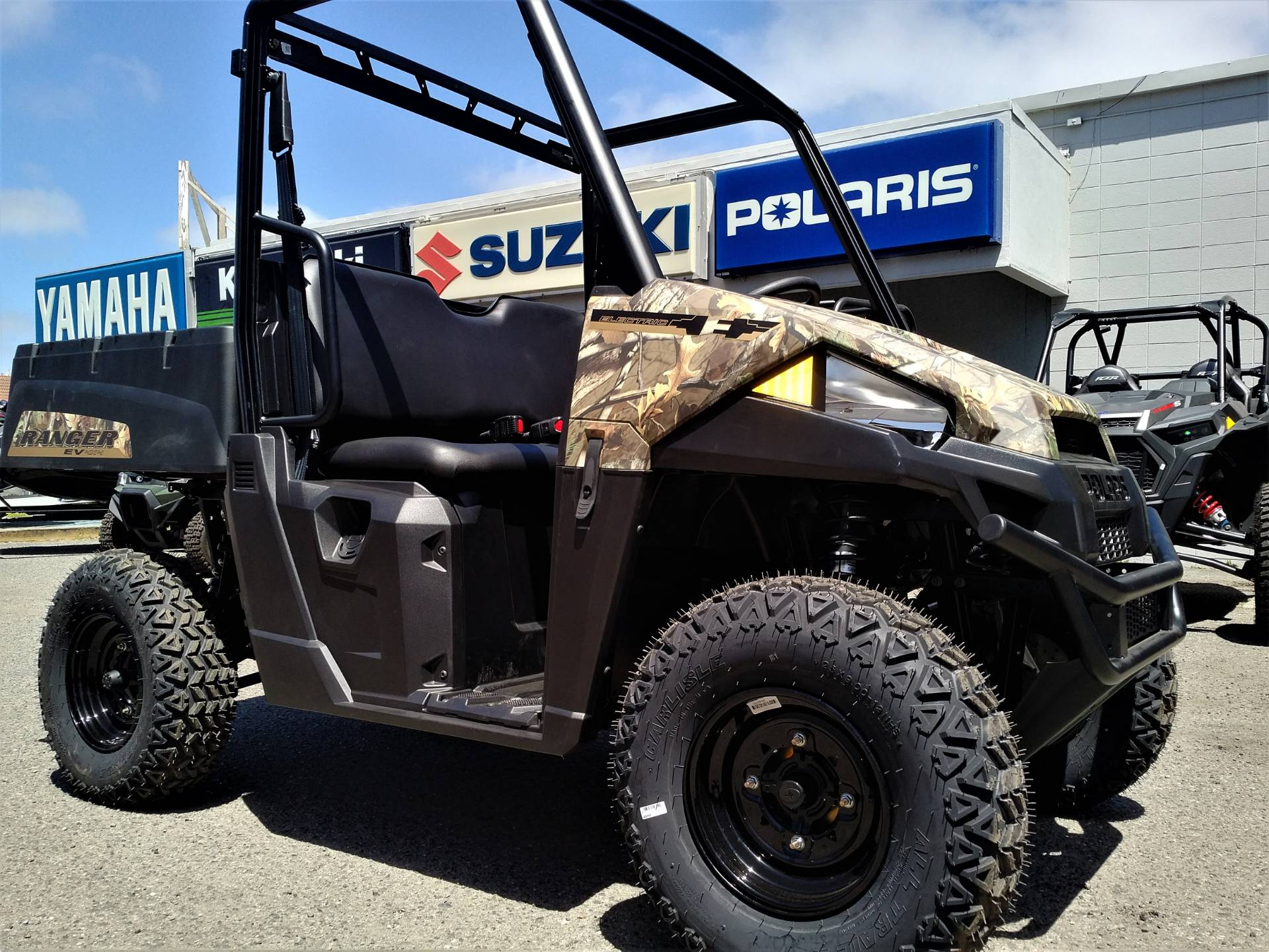 2019 Polaris Ranger EV in Salinas, California - Photo 4