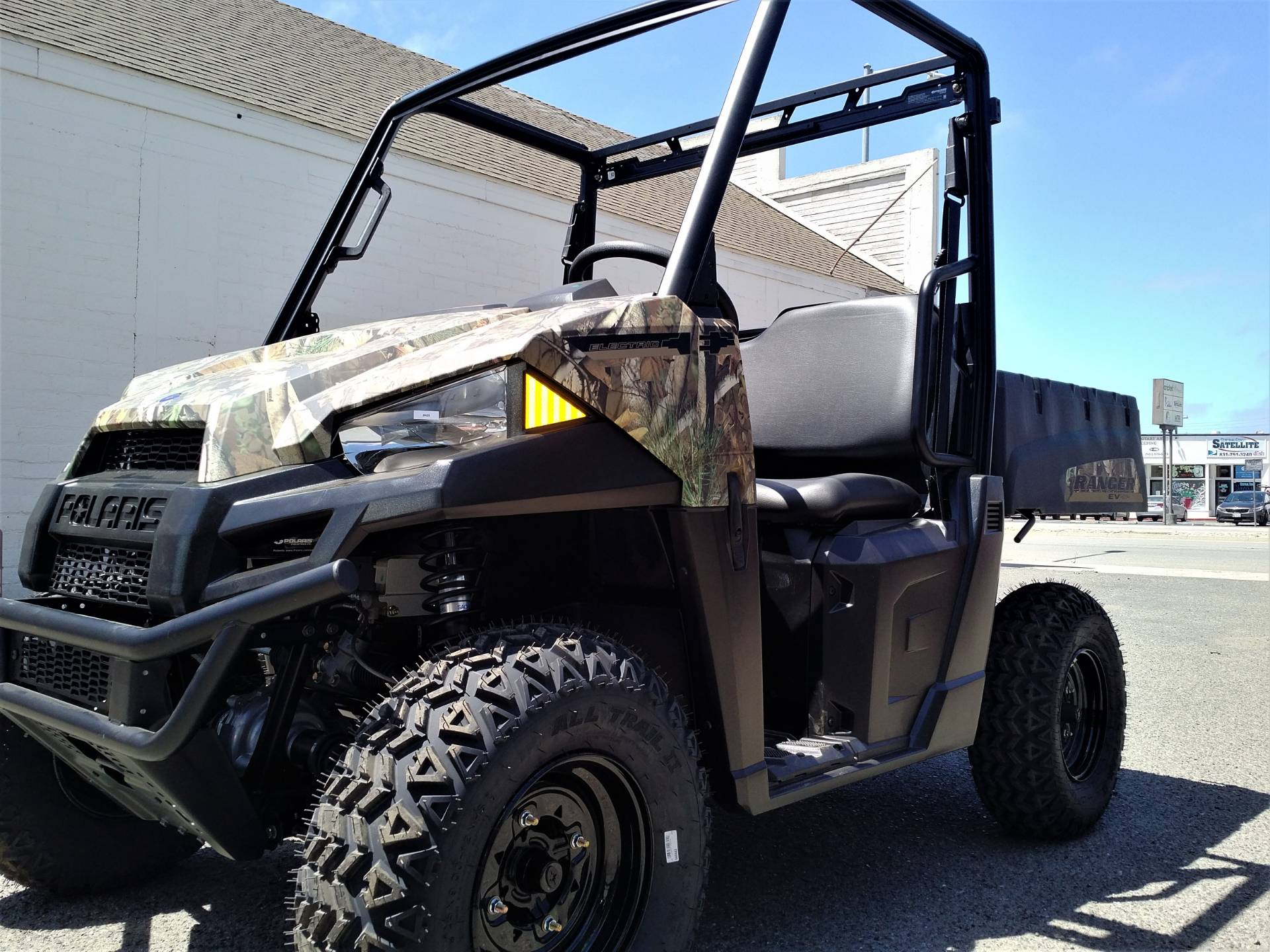 2019 Polaris Ranger EV in Salinas, California - Photo 7