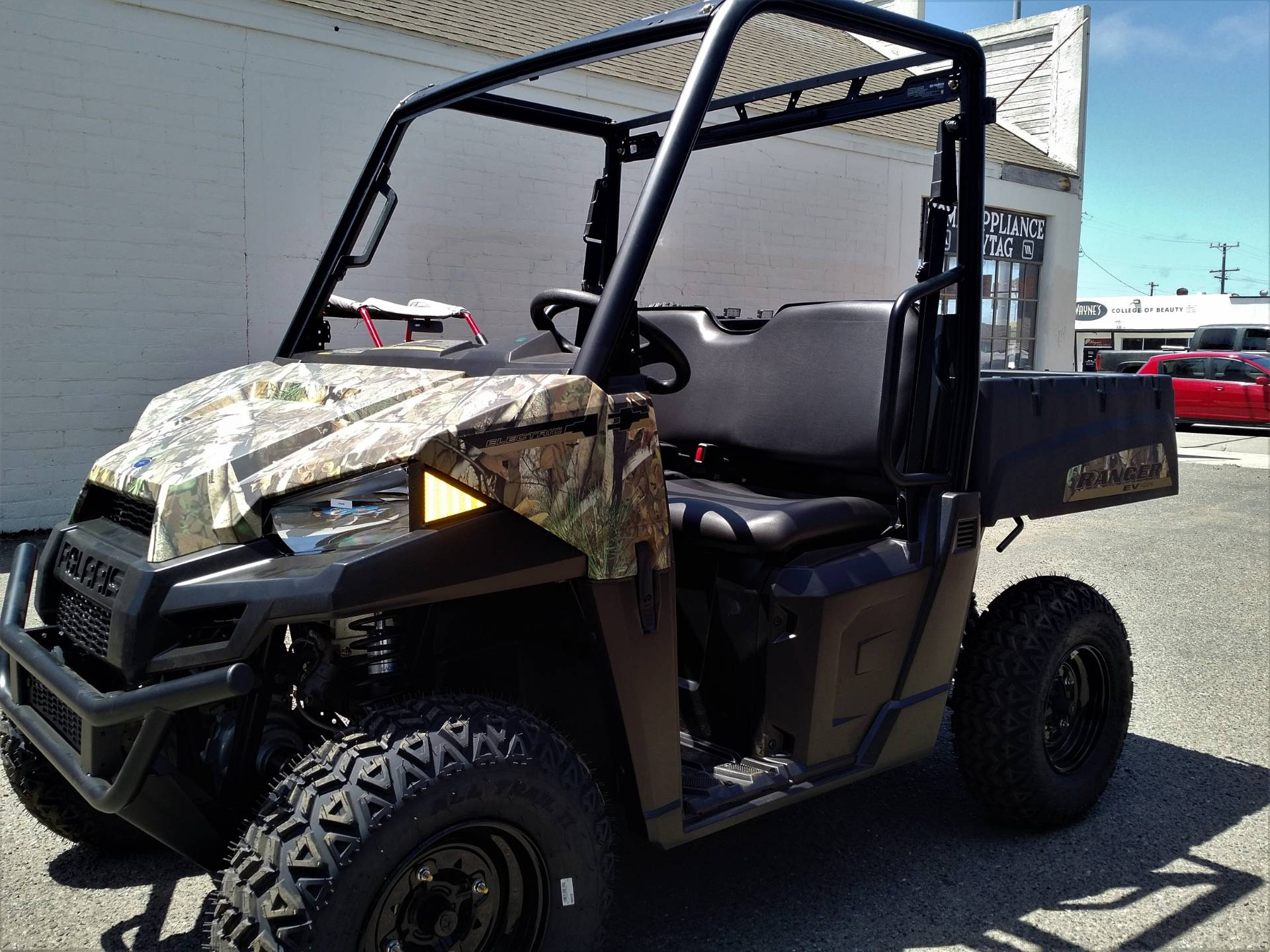 2019 Polaris Ranger EV in Salinas, California - Photo 8