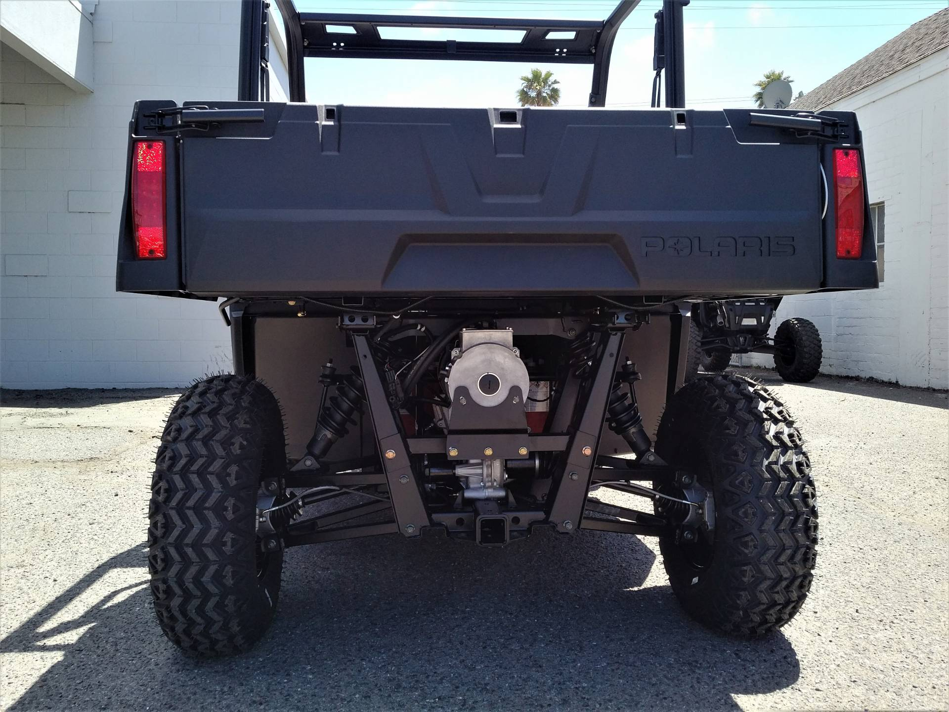 2019 Polaris Ranger EV in Salinas, California - Photo 10