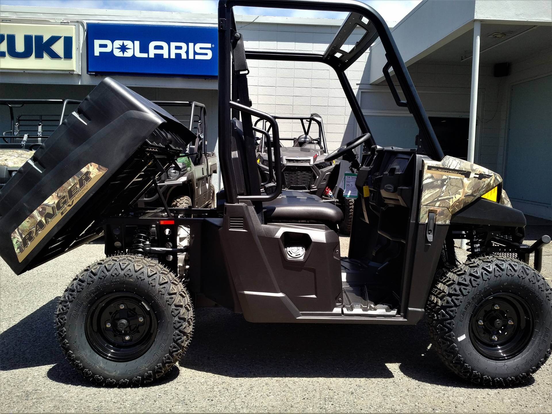 2019 Polaris Ranger EV in Salinas, California - Photo 12