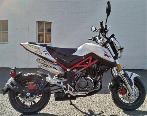 2020 Benelli TNT135 in Salinas, California
