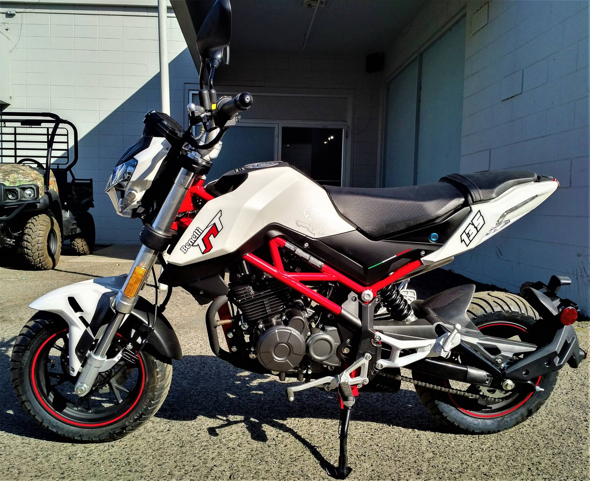 2020 Benelli TNT135 in Salinas, California - Photo 3