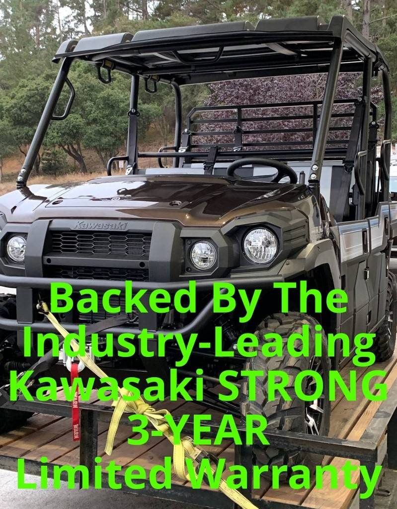 2020 Kawasaki Mule PRO-FXT Ranch Edition for sale 169786