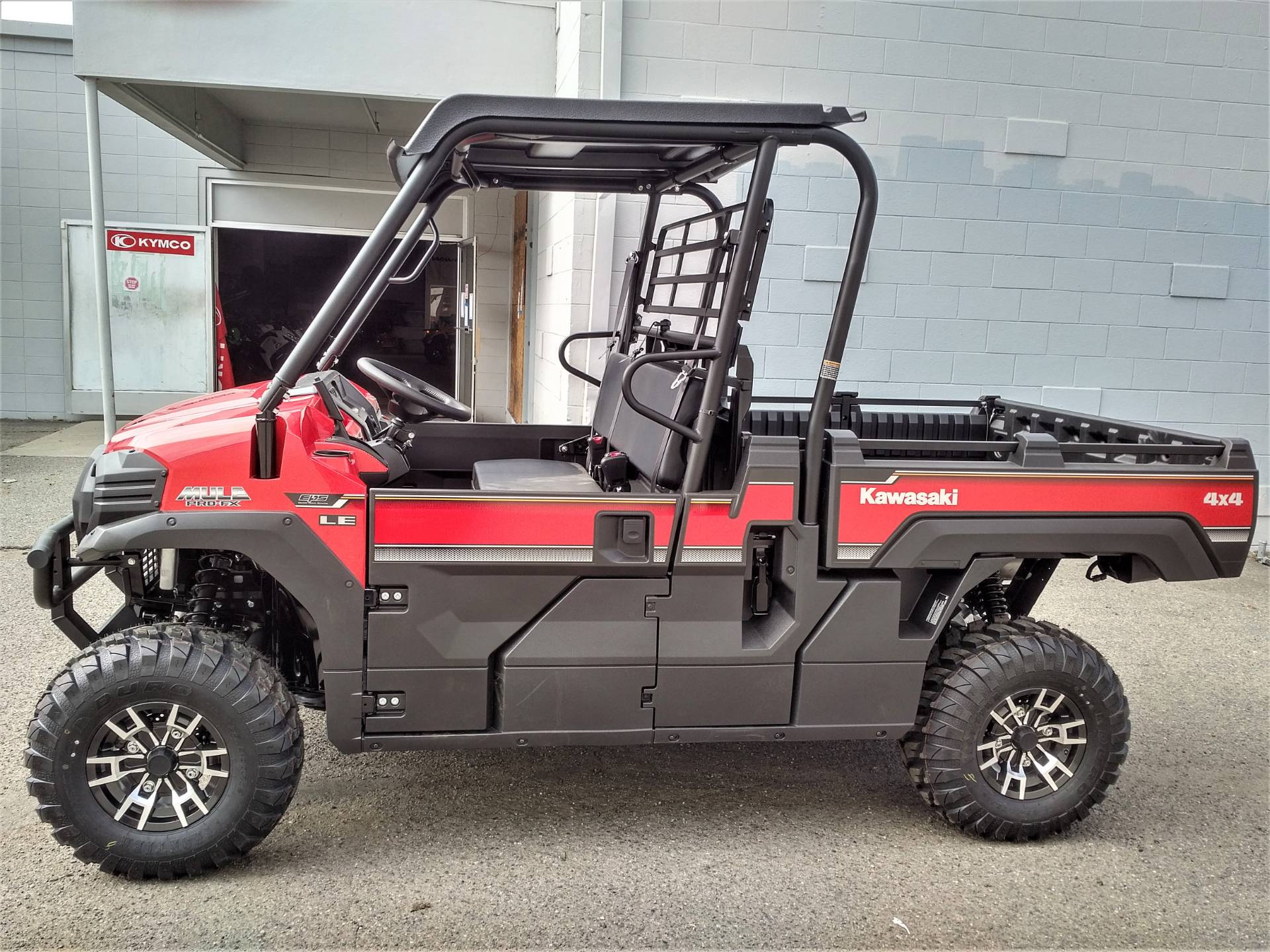 2020 Kawasaki Mule PRO-FX EPS LE in Salinas, California - Photo 3