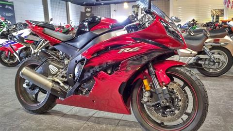 2011 Yamaha YZF-R6 in Salinas, California