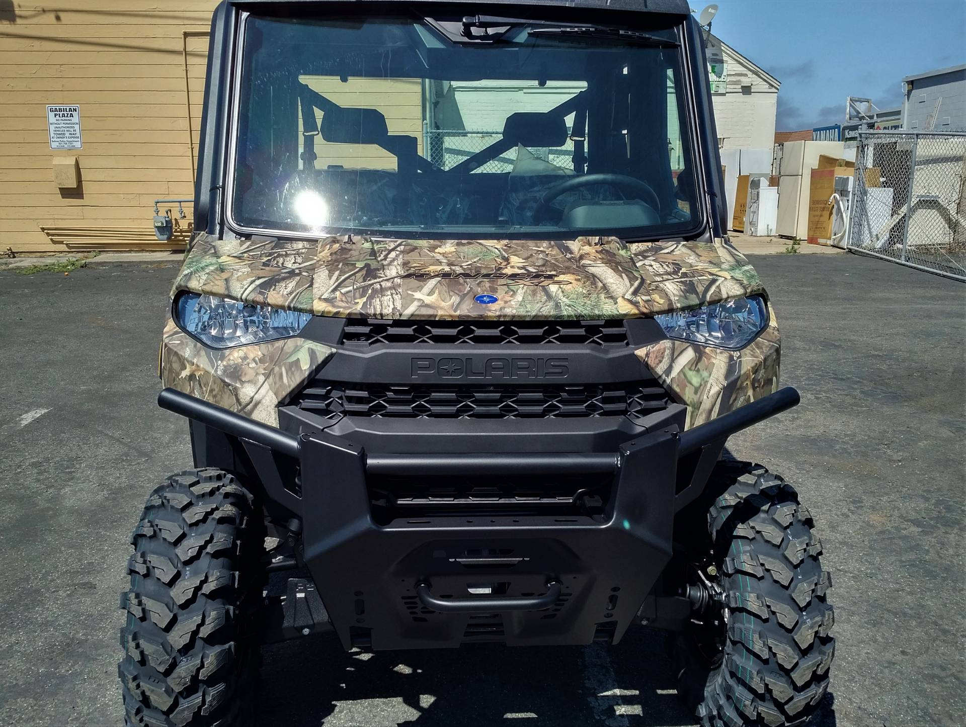 2019 Polaris Ranger Crew XP 1000 EPS NorthStar Edition in Salinas, California - Photo 6