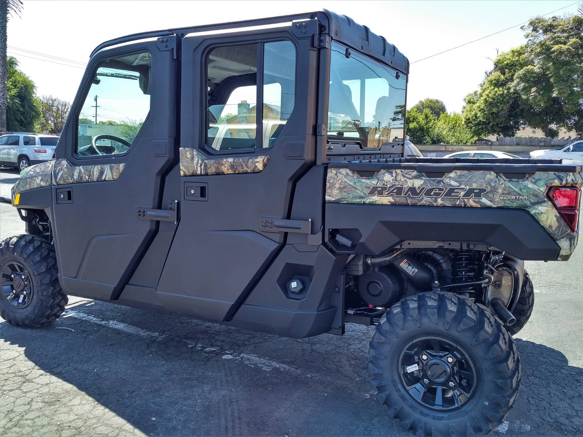 2019 Polaris Ranger Crew XP 1000 EPS NorthStar Edition in Salinas, California - Photo 8