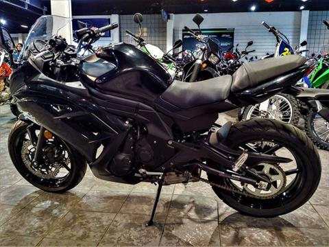 2015 Kawasaki Ninja® 650 in Salinas, California - Photo 1