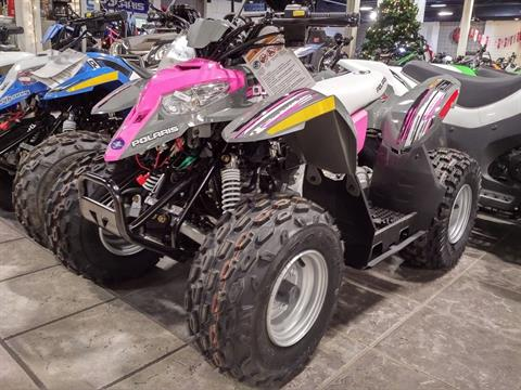 2018 Polaris Outlaw 50 in Salinas, California