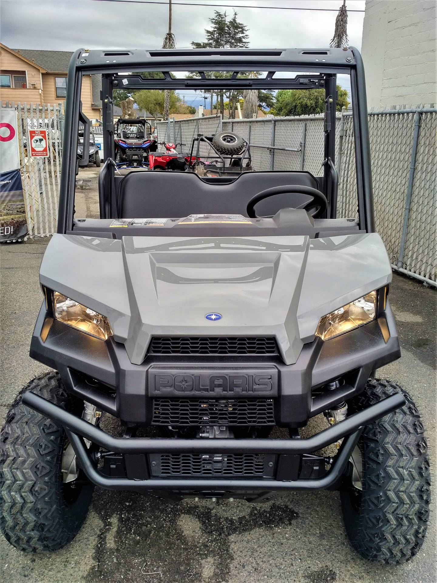 new 2019 polaris ranger ev powersports in salinas ca. Black Bedroom Furniture Sets. Home Design Ideas