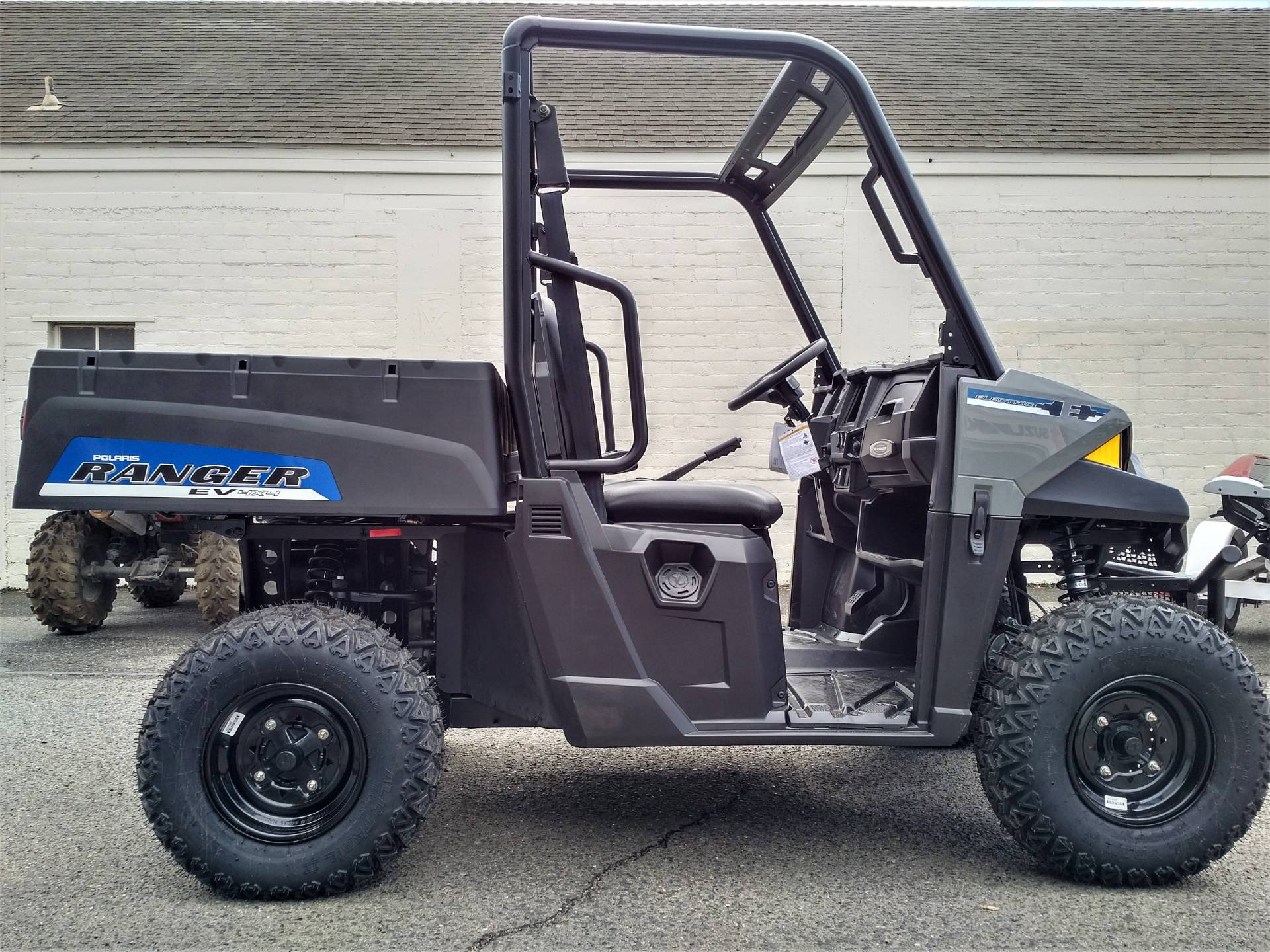 2019 Polaris Ranger Ev In Salinas California Photo 1