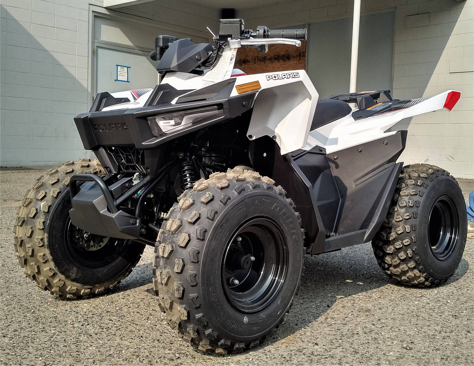 2021 Polaris Outlaw 70 EFI in Salinas, California - Photo 6