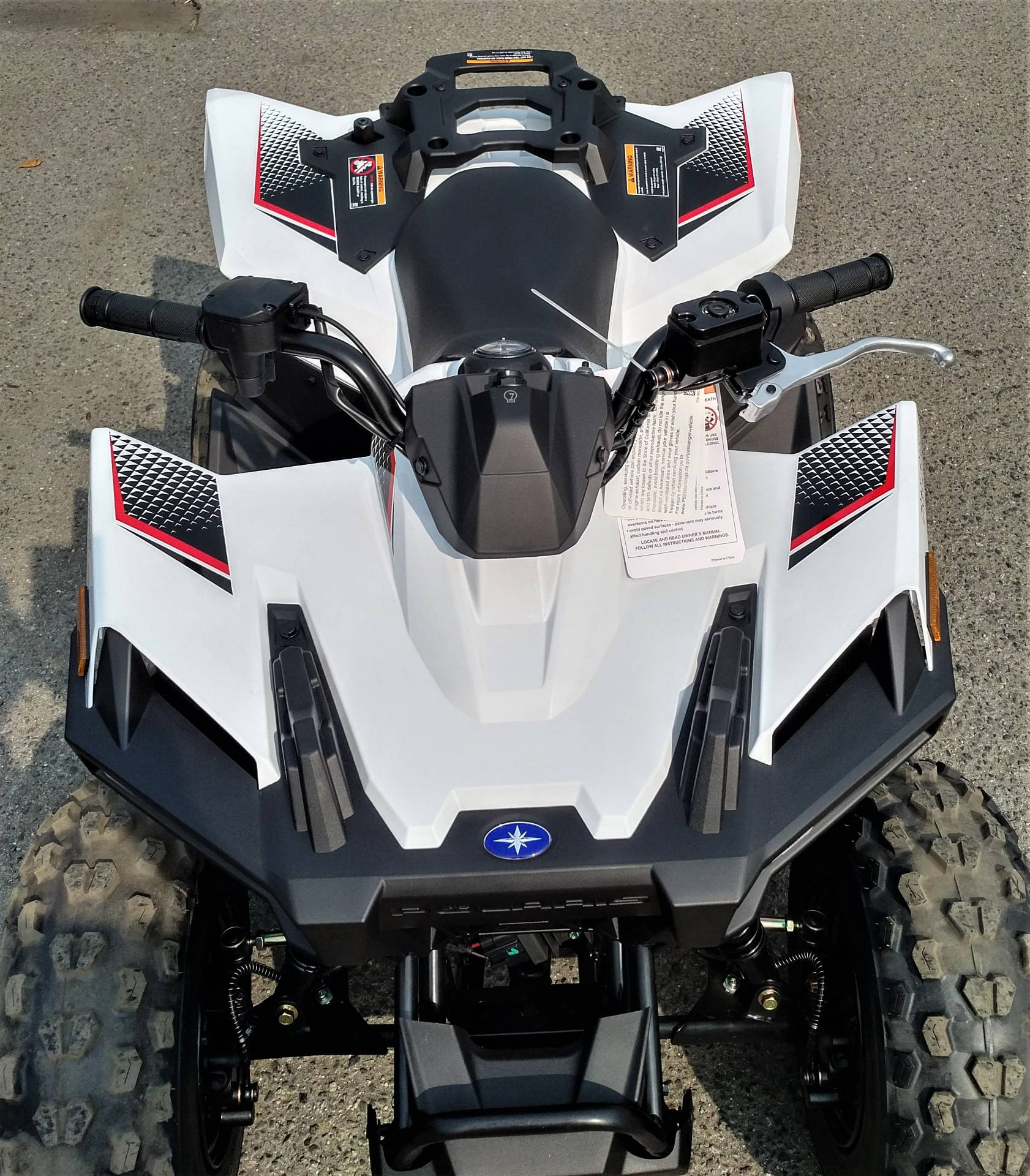 2021 Polaris Outlaw 70 EFI in Salinas, California - Photo 5