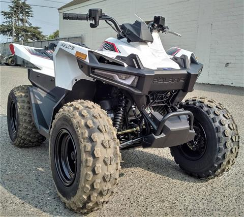 2021 Polaris Outlaw 70 EFI in Salinas, California - Photo 4