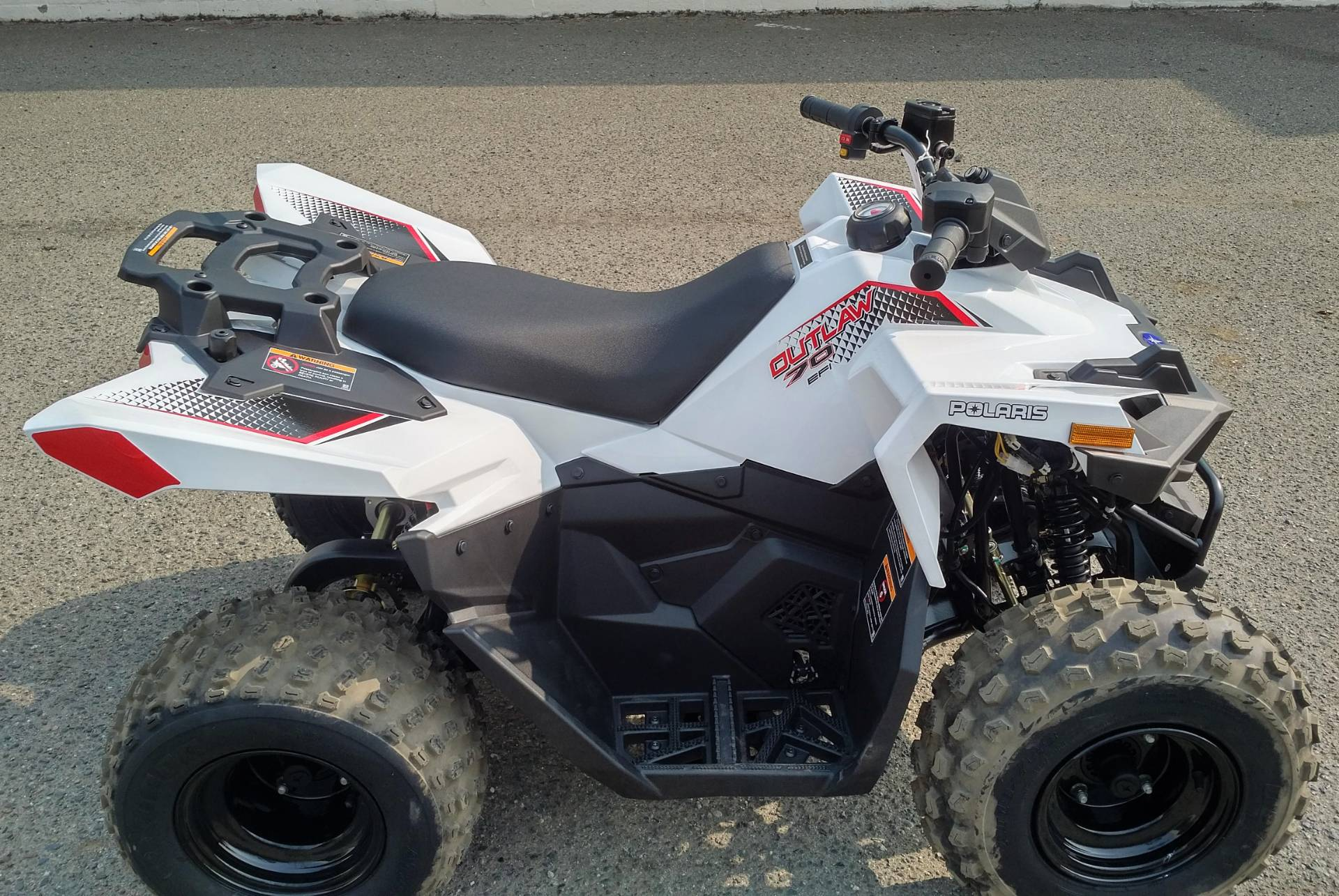 2021 Polaris Outlaw 70 EFI in Salinas, California - Photo 7