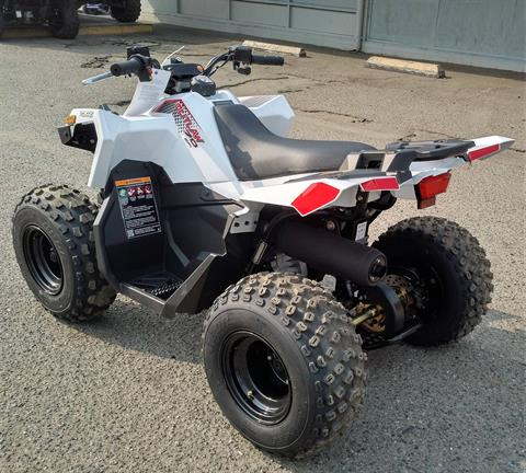 2021 Polaris Outlaw 70 EFI in Salinas, California - Photo 8