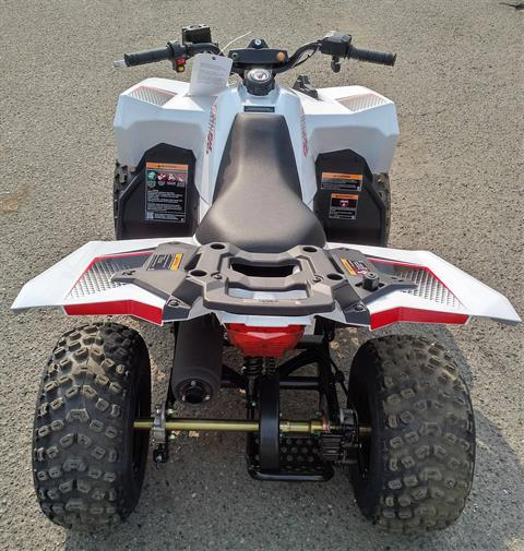 2021 Polaris Outlaw 70 EFI in Salinas, California - Photo 11