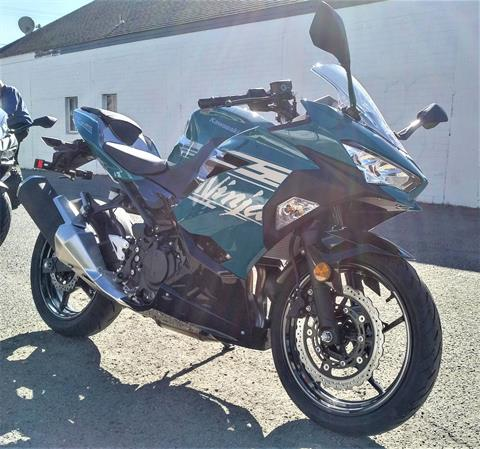 2021 Kawasaki NINJA 400 in Salinas, California - Photo 7