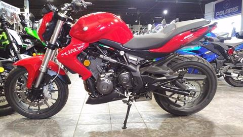 2017 Benelli TNT Tornado 300 in Salinas, California - Photo 3