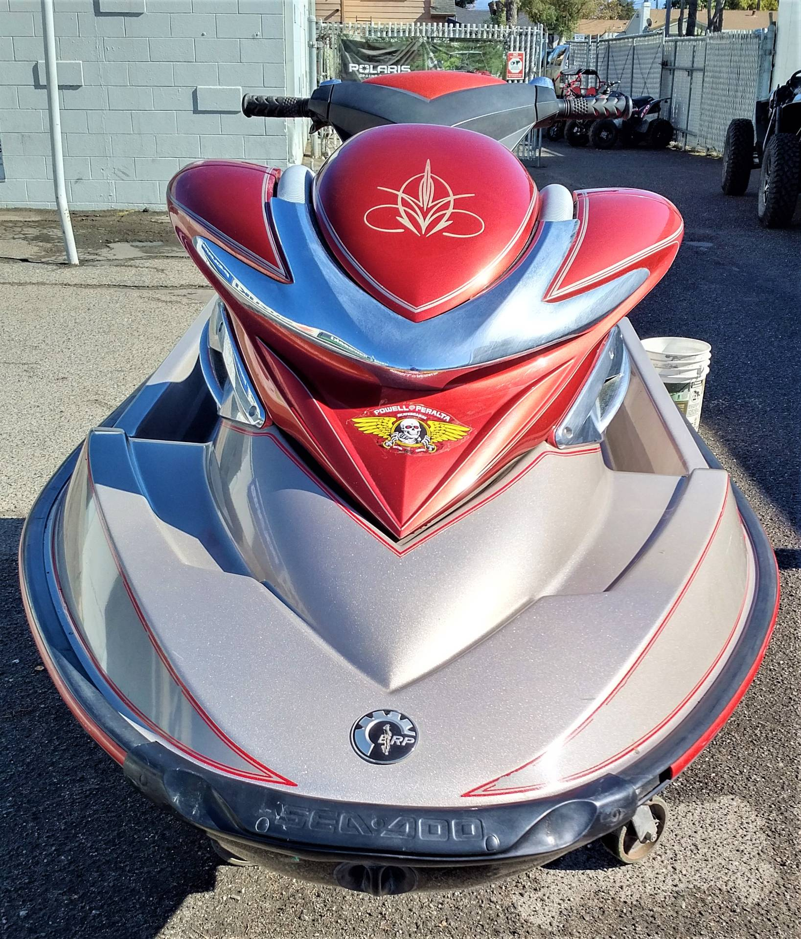 2005 Sea-Doo RXP™ in Salinas, California - Photo 5
