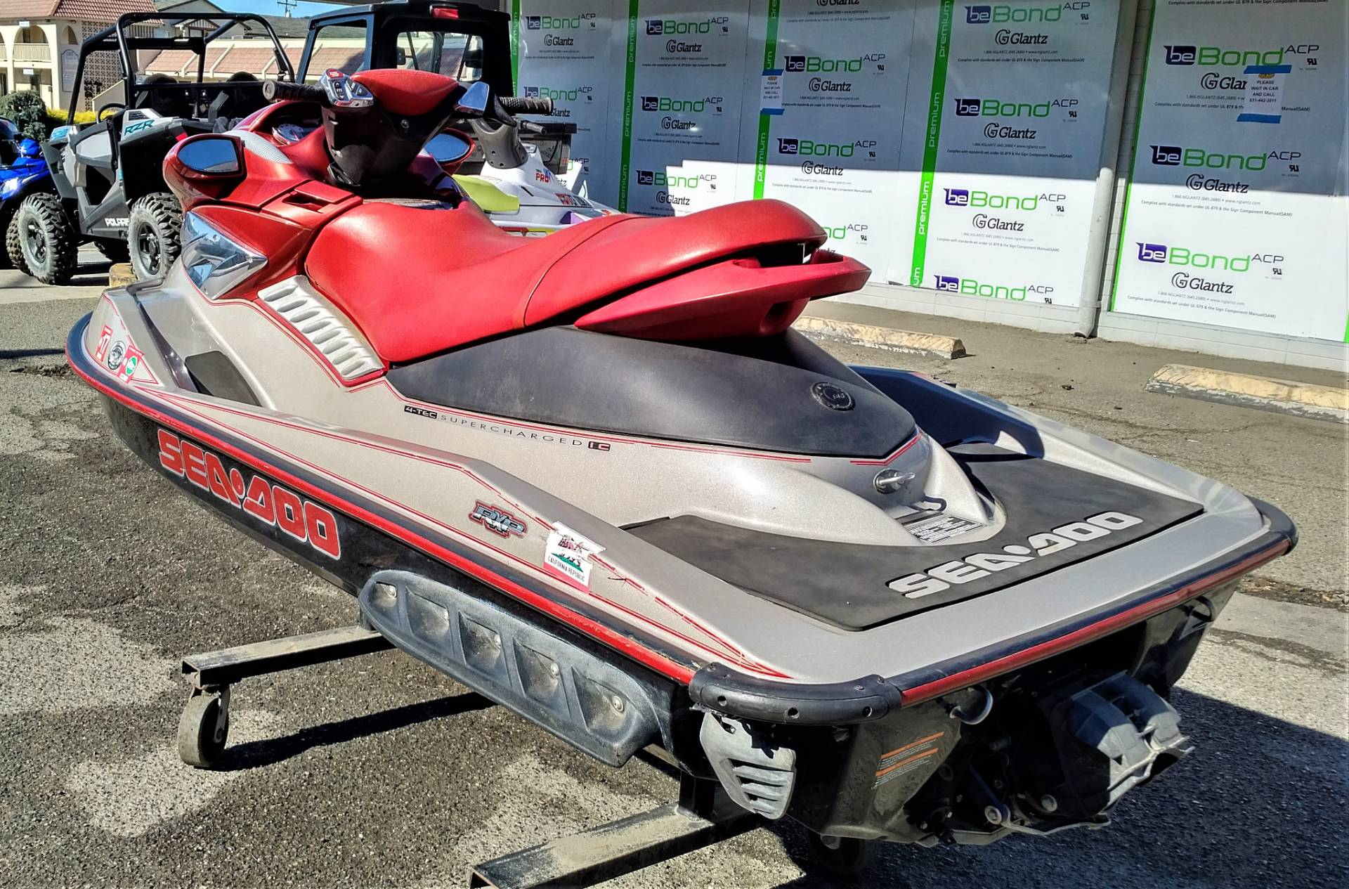 2005 Sea-Doo RXP™ in Salinas, California - Photo 10