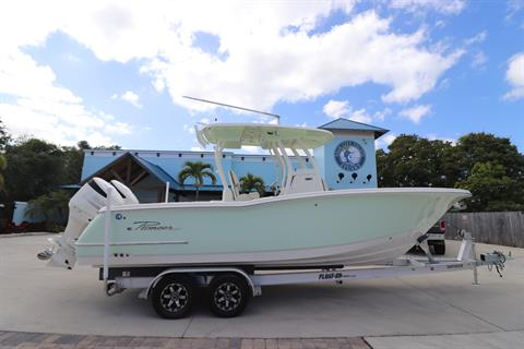 2019 Pioneer 266 Pelagic in Stuart, Florida