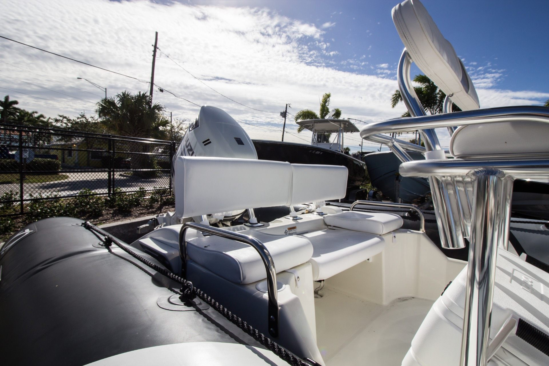 2016 Zodiac Pro Open 650 in Stuart, Florida